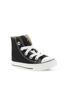 Soviet Viper High Cut Canvas Black