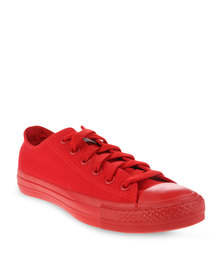 Soviet Viper Mono Sneakers Red