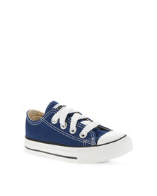 Soviet Viper Low Cut Canvas Sapphire Blue