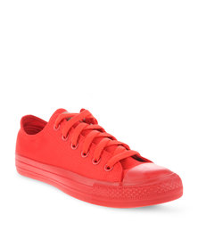 Soviet Viper Nylon Sneakers Red