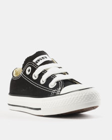Soviet Viper Low Cut Canvas Black