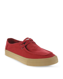 Soviet Mantra Sneakers Red