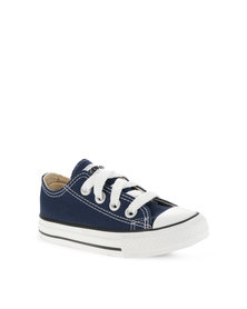Soviet Viper Low Cut Canvas Sneakers Navy