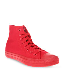 Soviet Viper Hi 1 Sneakers Red
