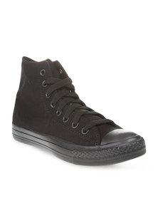 Soviet Viper Hi 1 Sneakers Black