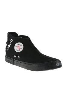 Soviet Charger Sneaker Black
