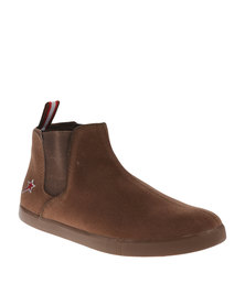 Soviet Jordan Chelsea Boot Chocolate