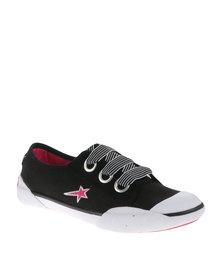 Soviet Hurricane Sneaker Black