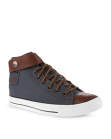 Soviet Derby Sneakers Blue