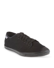 Soviet Firebird Sneakers Black