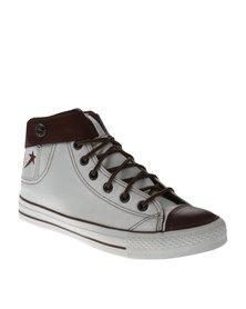 Soviet Derby Sneakers White