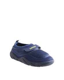 Soviet Pacer Kids Slip-On Shoes Navy