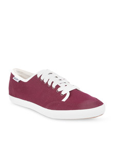 Soviet Firebird Sneakers Red