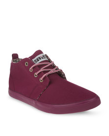 Soviet M Mc Claren Sneakers Burgundy