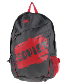 Soviet Napoli Backpack Charcoal