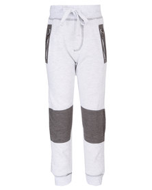 Soviet Apparel Turnham Track Pants Grey