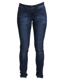 Soviet Apparel Haulover Jeans Blue
