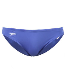 Speedo Endurance Logo Briefs Blue
