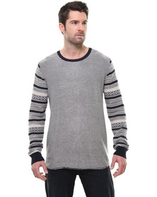 St Goliath Edmond Crew Grey