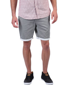 St Goliath Barbae Shorts Grey
