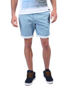 St Goliath Barbae Shorts Blue