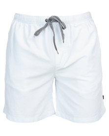 St Goliath Dow Pull On Shorts Light Blue