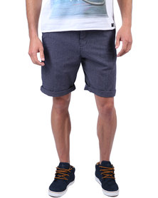 St Goliath Bushi Shorts Blue