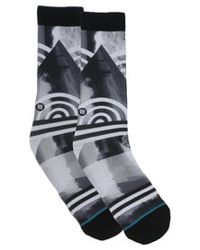 Stance Jules Socks Black