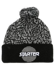 Starter Elephant Beanie Grey/Black