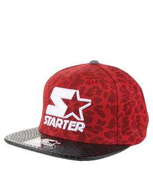 Starter Core Star Cap Black