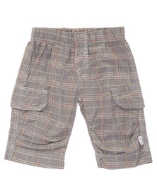 Sticky Fudge Alistair Shorts Light Brown