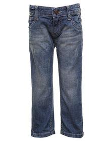 Sticky Fudge Trendy Blauw Jeans Blue
