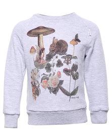 Sticky Fudge Sue Sweater Grey