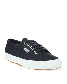 Superga 2750 Cotum Classic Canvas Sneakers Navy