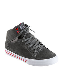 Supra Society Mid Sneaker Grey