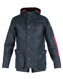 Supremebeing Flood Jacket Blue