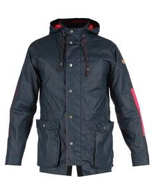 Supremebeing Flood Jacket Blue