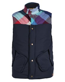 Supremebeing Surface Gilet Multi