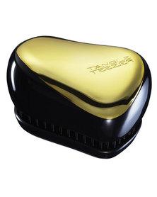 Tangle Teezer Golden Goddess Hairbrush Black and Gold