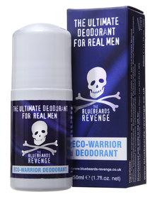 The Bluebeards Revenge Eco-Warrior Deodorant 50ml Clear