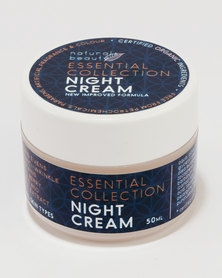 The Essential Collection Night Cream