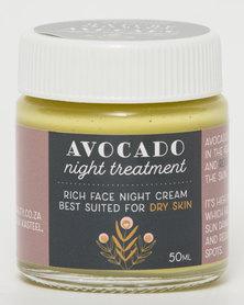 The Essential Collection Avocado & Geranium Nourishing Night Cream