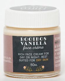 The Essential Collection Rooibos Vanilla Facial Crème