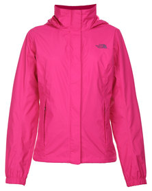 The North Face Resolve Jacket Pink