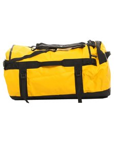 The North Face Base Camp Duffel Bag Yellow