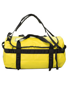 The North Face Travel Duffel Bag Tnf Summit Gold
