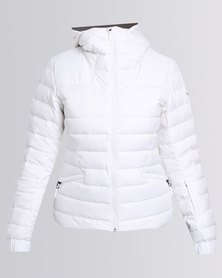 The North Face Moonlight Jacket White