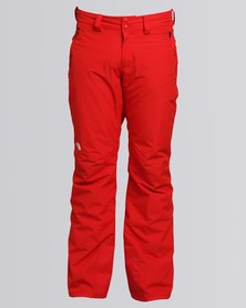 The North Face Chavanne Pants Red