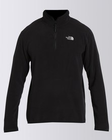 The North Face 100 Glacier 1/4 Zip Sweatshirt