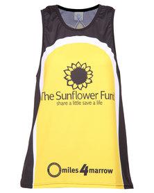 The Sunflower Running Vest Yellow